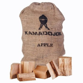 Kamado Joe Chunks - lämminsavupalikat Omena (Apple) max. 4,5kg